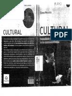 Gestión Cultural