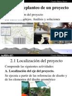 Tema 2. Replanteo Del Proyecto (1)
