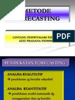 Metode Forecasting