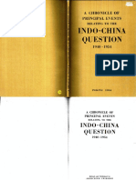 AChronicleOfPrincipalEvents Indo ChinaQuestion 1954 OCR Sm