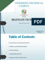 Manish Braingate Technology