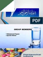 Pharmaceutical Pakistan PPT 2019