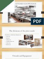 The Kitchen Knowlege