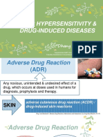 Drug Hypersensitivity & Drug Induced Diseases