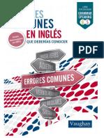 Errores Comunes Del Inglés Que Deberías Conocer