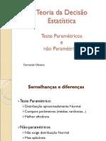 Testes paramétricos e não-paramétricos.ppt