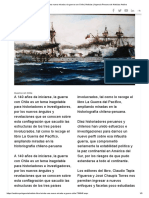 Guerra con Chile