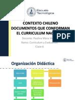 Clase 6 Documentos Del Curriculum Nacional