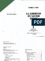 Trío, I. La libertad en Xavier Zubiri. EUPR. 1988.pdf