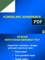 Adherence (Dokter & Perawat)