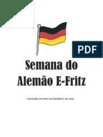 Aulas de Alemão