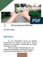 Enfermedad de Meniere.pptx