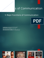 FUNCTIONS OF COMMUNICATION.pptx
