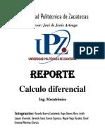 Reporte La Demoledora