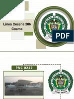 linea cessna 206.ppt