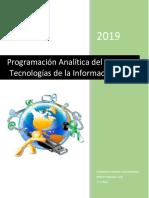 Planeamiento Turismo II 2019