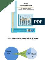Water Economics Policy