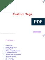 6 Custom Tags