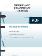 Learning Principles and Theories-1