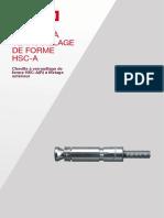 Fiche Technique de La Cheville a Verrouillage de Forme HSC AR 2018 Fiche Technique ASSET DOC LOC 9298041