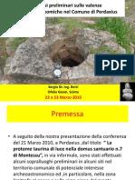 Archeoastronomia Ipotesi Preliminari Sulle Valenze Archeoastronomiche Nel Comune Di Perdaxius