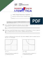 Pratica 6 Funcoes Exponencial e Logaritmica
