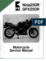 Kawasaki Ninja | Carburetor | Motorcycle