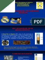 Uso y Aplicación Del Prp en Medicina Deportiva