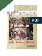 Gestos, Palabras y Músicas-Casia REGINA