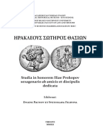 1st Century B.C. Drachms of Apollonia and Dyrrhachium in the Territory of the Scordisci. a Prologue of the Roman Conquest of the Balkans