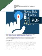 Nueva Guía 2019 sobre Diabetes.docx