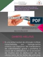 Diabetes Seminario Day