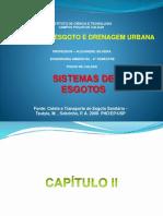 Sistemas de Esgoto - Capítulo 2