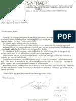 Carta ao Diretor da EMDUR