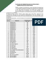 Caso EMPRESA  politica de stock.docx