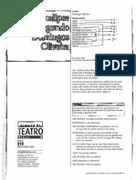 Domingos Oliveira - O Apocalipse Segundo Domingos Oliveira (Teatro)