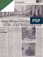 Las élites intelectuales de Arequipa, Mario Rommel Arce Espinoza