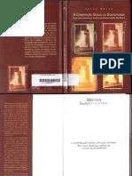 Aula 13 - SOUZA, Jessé. A construção social da subcidadania. Por uma sociologia política da modernidade periférica.pdf