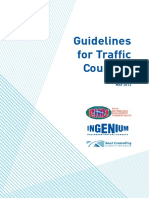 2.1 RIMS Traffic Counting Guideline