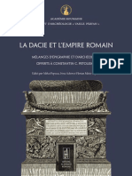 La Dacie Et L'Empire Romain