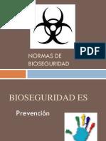 Taller Normas de Bioseguridad