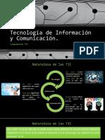 Presentacion Surgimiento TIC