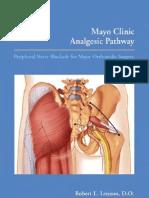 Mayo Clinic Analgesic Pathway - Peripheral Nerve Blockade for Major Orthopedic Surgery