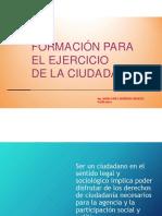 Colombia Formacion Para La Ciudadania