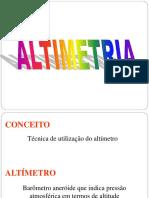 PPMET07_-_Altimetria