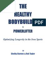 the healthy bodybuilder