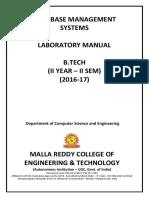 CSE II-II SEM(DBMS Lab Manual).pdf
