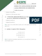Algebra Lineal Sel