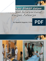 Komunikasi Sesama Perawat, Perawat-keluarga-1