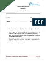 Prueba diagnóstica Matemática CFT A. Hospicio.2.0 con logo.docx